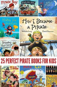 25 Perfect Pirate Books for Kids. Our Pick of the Best Pirate Picture Books!