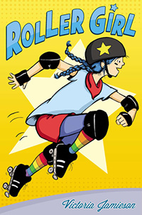 Roller girl graphic novel