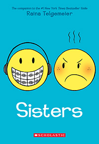 Sisters Tween Graphic Novels