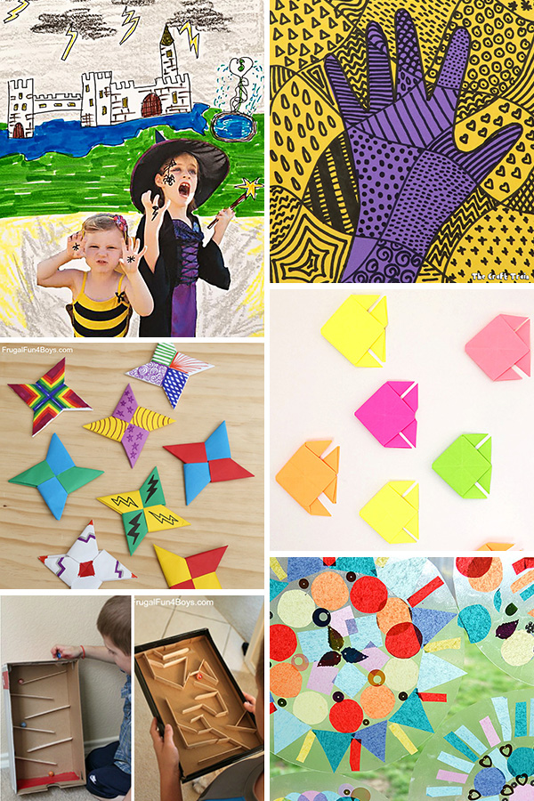 tween craft ideas