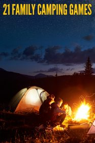21 Best Family Camping Games