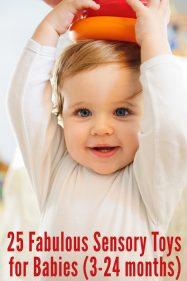 25 Best Baby Sensory Toys