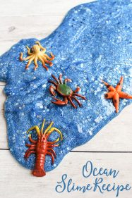 Awesome Ocean Slime Recipe