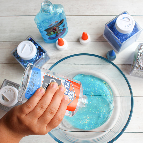 Ocean Slime Recipe Step 2