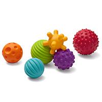Baby sensory balls