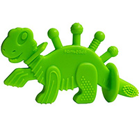 Dino sore sensory teether for babies