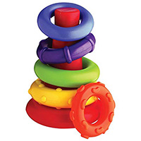 Stacking toy