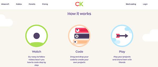 Coding kingdoms website