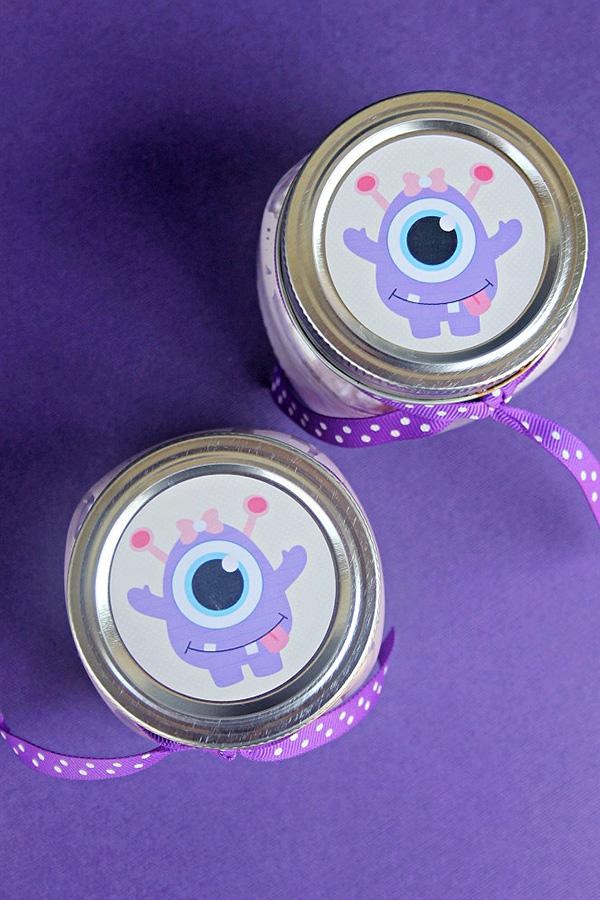 Floam Slime Recipe: Purple Monster Floam Slime