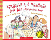 Elementary math picture books