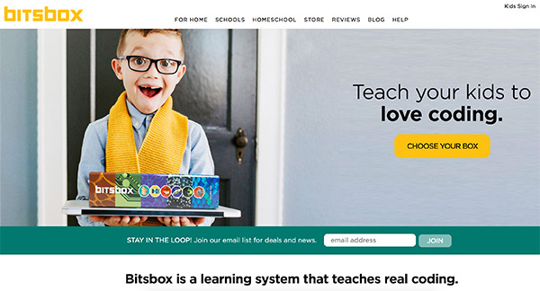 Websites to teach coding for kids