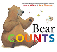 Best kids counting books