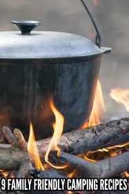 9 Easy Camping Meals for Families
