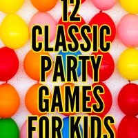 Classic Kids Party Games