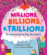 Big number picture books