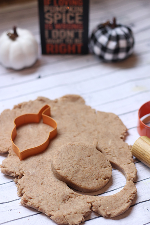 Homemade Maple Pumpkin Playdough Recipe Fall Sensory Play
