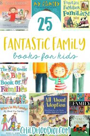 25 Fabulous Picture Books About Families of All Shapes & Sizes