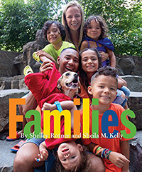 Families picture books