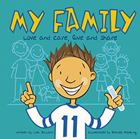My Family books