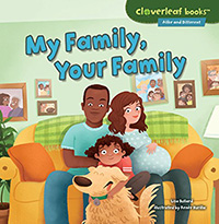 My Family Your Family picture book