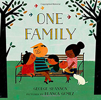 One Family picture book