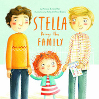 picture books about different families