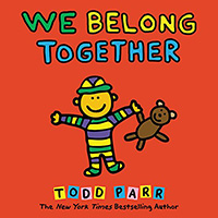 We Belong Together family books about adoption