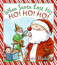 Books about Santa Claus