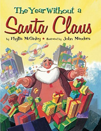 Picture books about Santa Claus