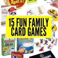 15 Fun Family Card Games