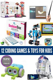 Cool coding toys & games for kids