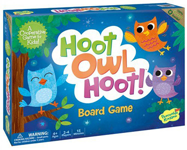 Preschool board game ideas