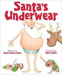 Picture books about Santa