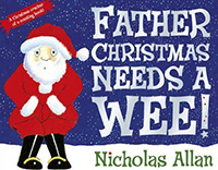 Father Christmas stories for kids