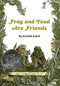 Frog is a Hero: Frog Unit Study Books for Kids