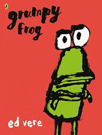Grumpy Frog: Frog Books for Kids