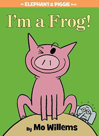 Im a Frog: Frog Themed Books