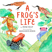 A Frogs Life: Books About Frogs