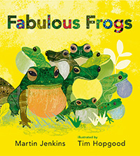 Fabulous Frog Books
