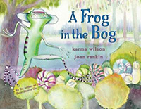 Fun Frog Books for Kids. Great for Pre-K