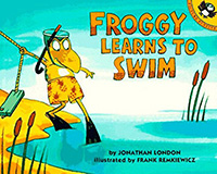 Frog Lifecycle Books for Kids