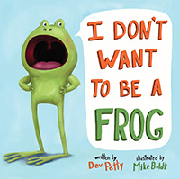 Fun Books About Frogs