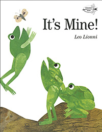 Books for kids about frogs