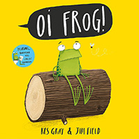 Oi Frog: Fun Frog Books for Kids