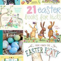 21 Easter Books for Kids