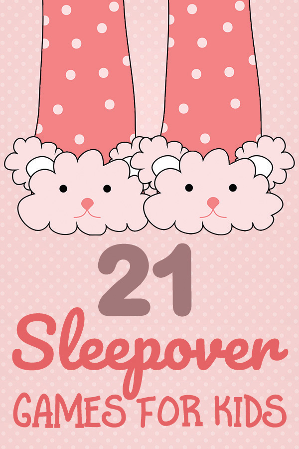 21 Sleepover Games for Kids: Have the Best Pajama Party Ever!