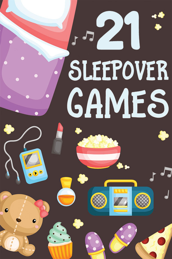 21 Sleepover Games For Kids Have The Best Pajama Party Ever