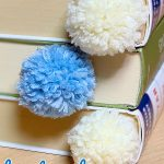 How to Make A Pom Pom Bookmark