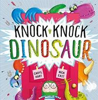 Knock Knock Dinosaur : Dinosaur Books