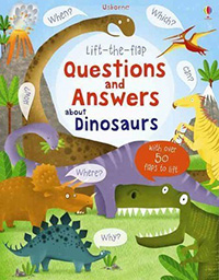 Informational Books for Kids About Dinosaurs